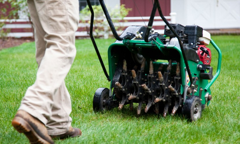 what is aeration
